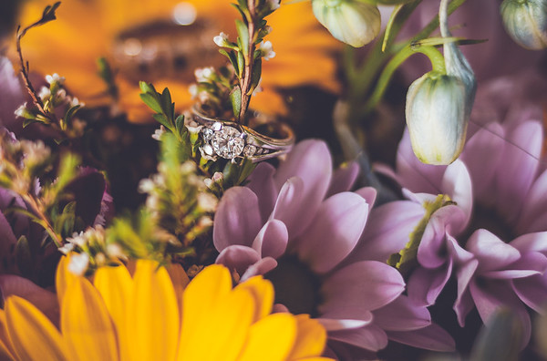 Devotional Wedding Ring