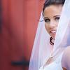 Bride Red Door