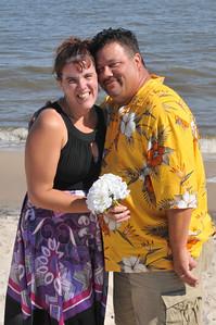 Kim & James ~ October 10, 2010