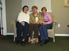 Tanya, Aunt Pat and Susie