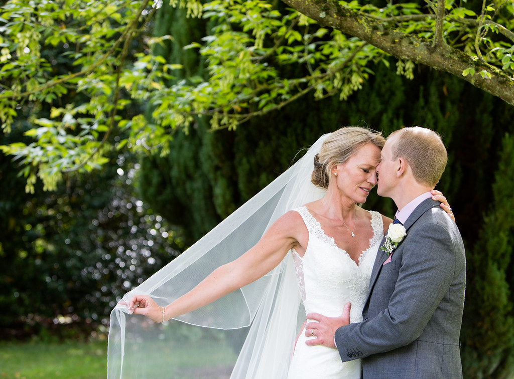 Caswell House bride