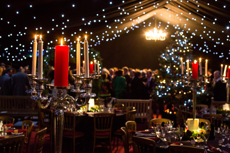 Winter wedding wonderland