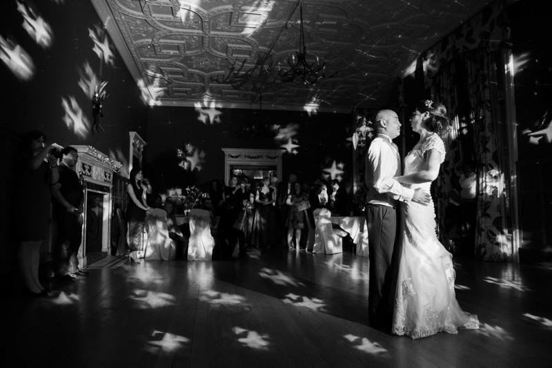 First dance Eynsham Hall