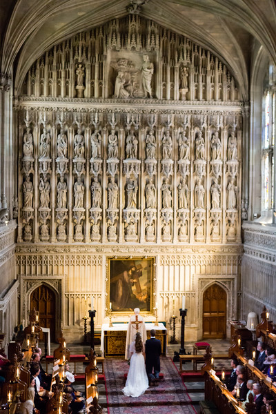 Magdalen College Chapel Oxford