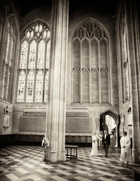 Bridal Entrance New College Oxford