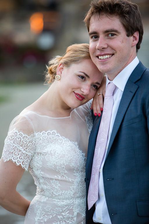 Very happy groom