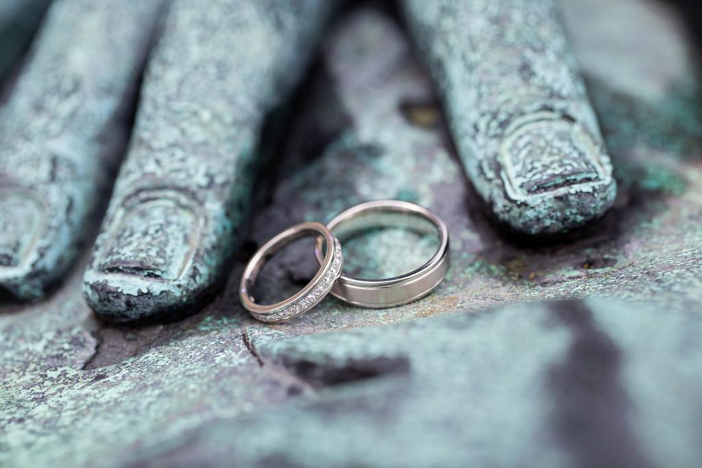 Rings at Woburn Sculpture Park