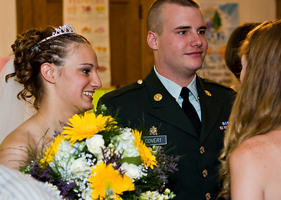 Michael & Amanda Receiving Line 004 06202009