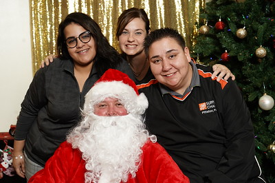 Home Depot Dinner with Santa 20190379