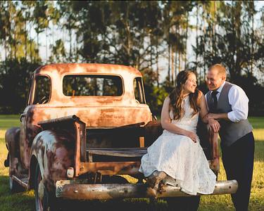 Ashley + David Enchanted Barn
