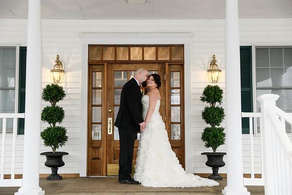 Amanda & Rick's Snowy Groveland Fairways Wedding