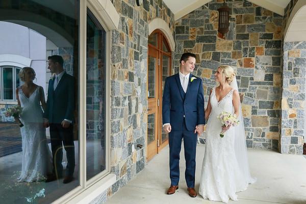 Kathy & Connor's Elegant Fall Wedding