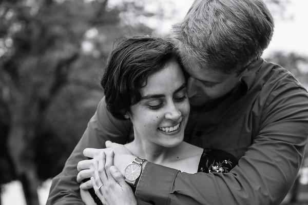 Marie & Brendan's Charles River Engagement Session
