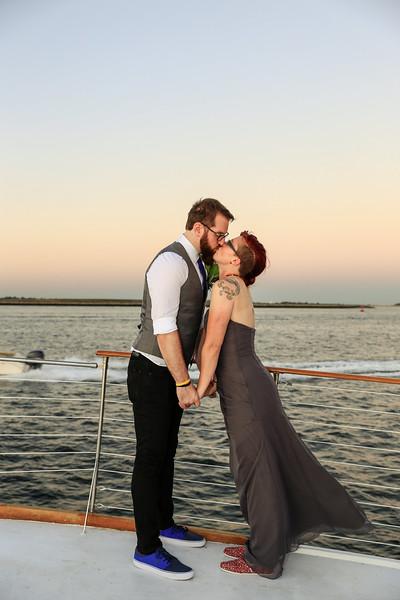 Rachel & Andrew's Lovely Sunset Wedding