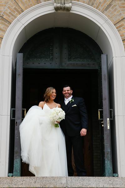 Steph & Evan's Romantic Boston Wedding