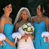 Kayla and bridesmaids