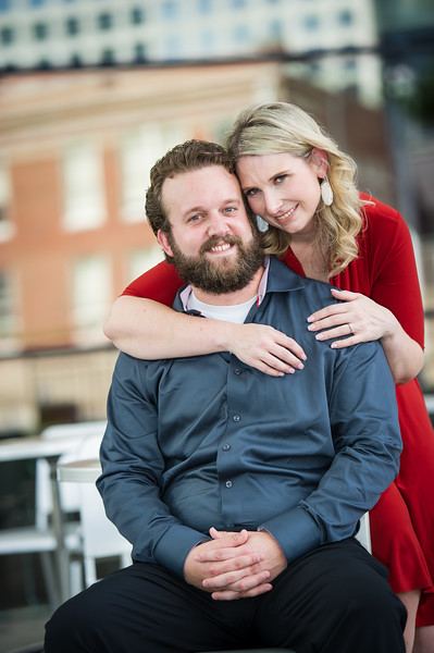 Allison & Brandon Engagement