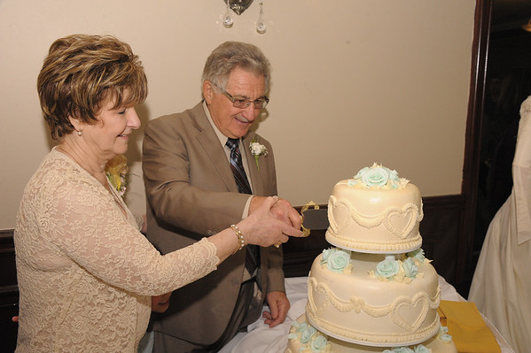2014-04-05, Jack & Pat Grisafe's 50th Aniversary Camera #1 = 001 photos & Camera #2 = DSC photos are all here.