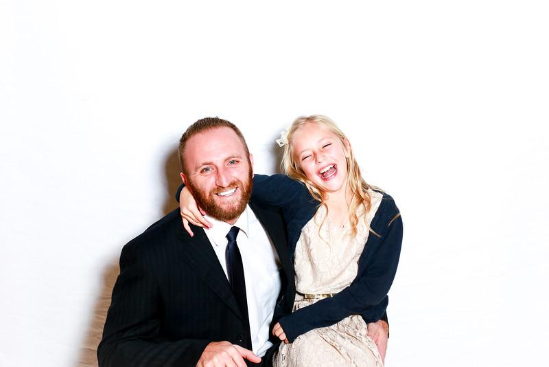 Tyler Shearer Photography Brad & Alysha Wedding Photo Booth