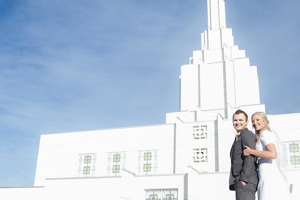 Tyler Shearer Photography Brad and Alysha Bridals Wedding Idaho Falls temple Rexburg Photographer-0035