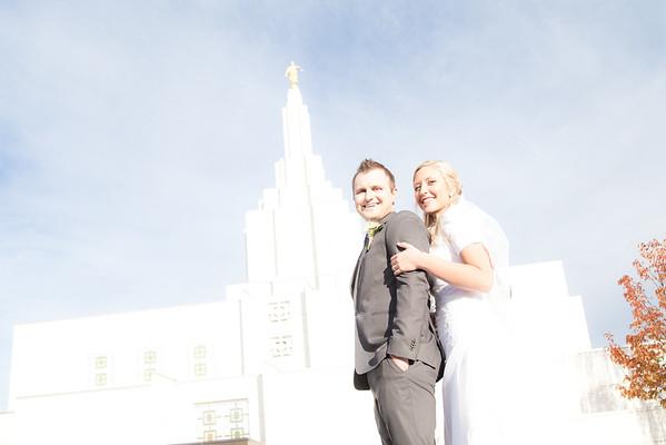 Tyler Shearer Photography Brad and Alysha Bridals Wedding Idaho Falls temple Rexburg Photographer-0047