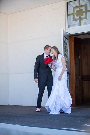 Tyler Shearer Photography Dustin & Michelle Wedding Idaho Falls Temple Rexburg Photographer-9774