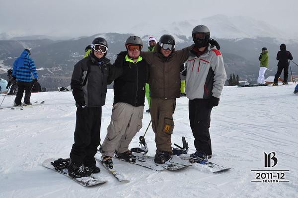 2011 taylor skiing x