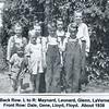 1 266 15 16 1938 Dehlin Boys
