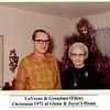 1 300 15 52 1972  LaVerne & Grandma Ellen