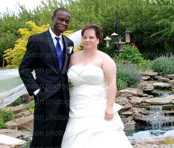 Patrick & Kristin.  Wedding