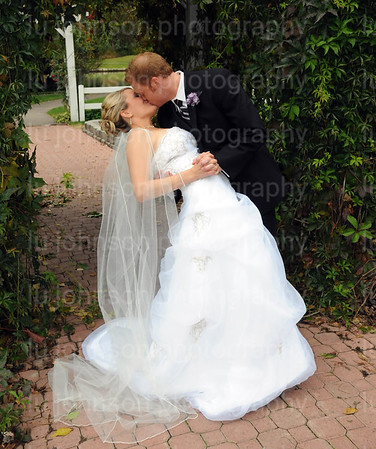 Wedding.  Aleysha & Curtis