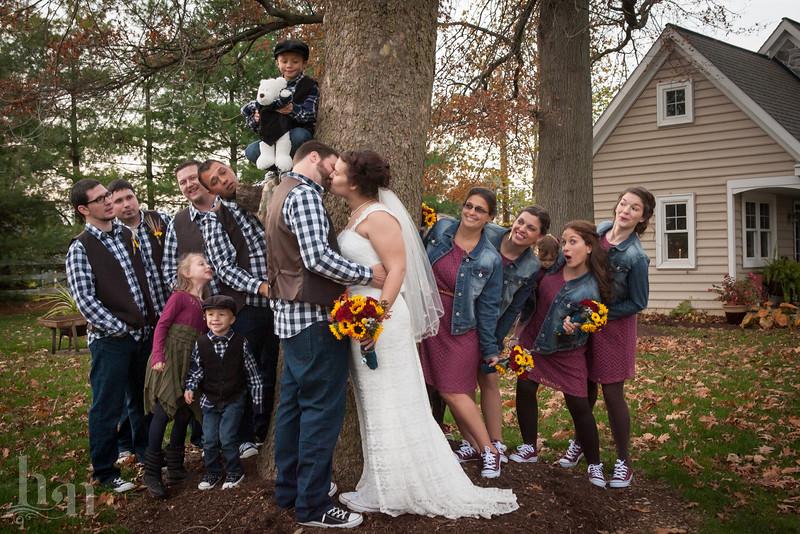 Jason and Melinda Wedding