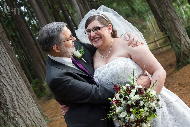 Pete and Ellie Wedding