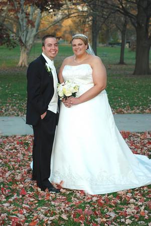 Chris and Jennifer