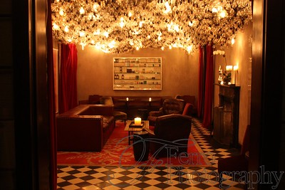 The Reception, Gramercy Park Hotel, Manhattan