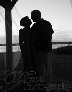 Cindy & Mike - B&W and Hand Coloring
