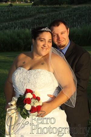 Sharon & Jason August 2011