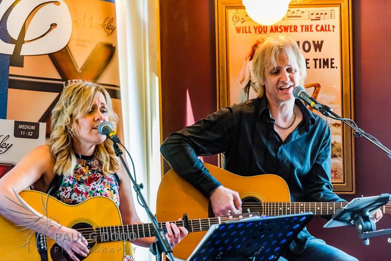 Della Harris gig @ Bridie O'Reilly's, Brunswick