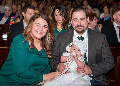 Brielle Richmand Baptism