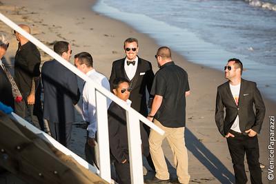 Gerry & Erika Anderson.  Love is beautiful.  7.9.16 Wedding.  Malibu, California.  Photo by Venice Paparazzi.