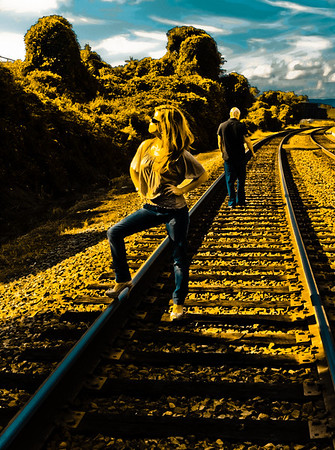 Blair-Brian_Couple Session I_Railway Station