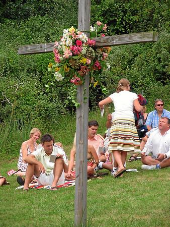 Saturday Pre-Wedding Scenes + Processionals
