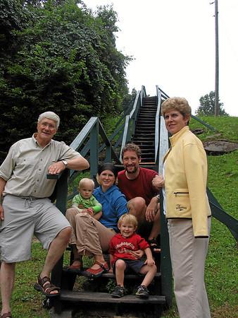 Saturday_Lou and Mary Basten Family