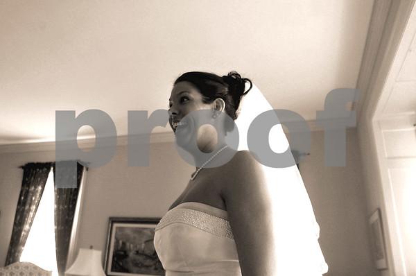 Bride-Bridesmaids-Flower Girls  Portraits + Candids