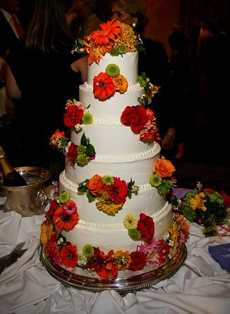 Reception_Cake Cutting_Boonsboro_9-6-08