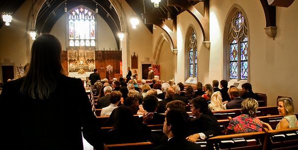 Wedding Ceremony_Processional_St. John's_8-6-08