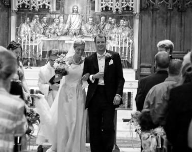 Wedding Ceremony_Recessional_St. John's_8-6-08