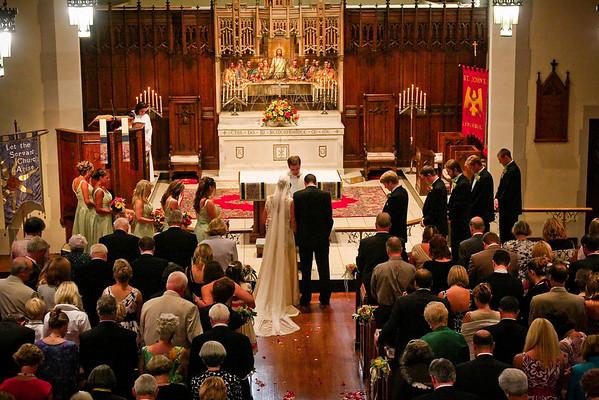 Wedding Ceremony_St. John's_8-6-08