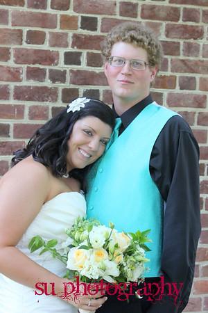 William + Chelsea's Wedding 2012