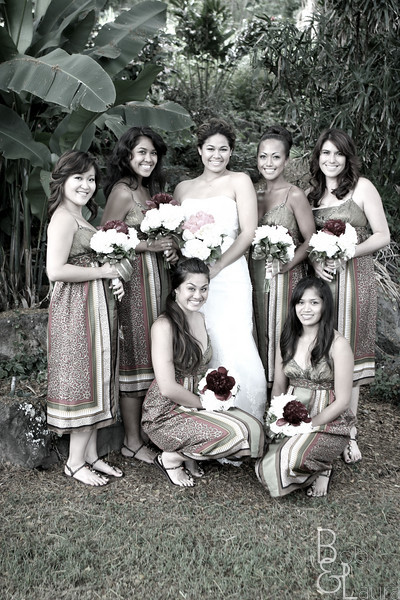 Hawaii wedding photography.